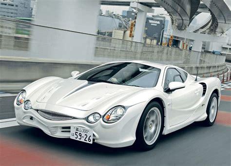 10 Weird & Wonderful Cars Of Japan