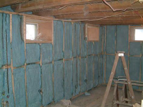 isoler sol garage pour faire chambre isolation des sous sol cave une isolation par l