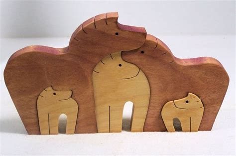 Scroll Saw Patterns 3d Puzzle Woodworking Projects And Plans