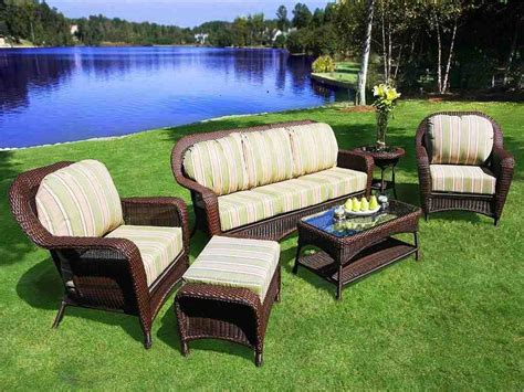 Best Patio Sets by Best Outdoor Wicker Patio Furniture Sets Decor