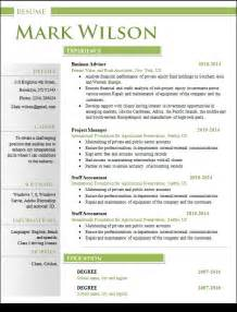 creative resume templates doc downloads sle creative resume 18 documents in word