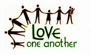 "Considerations: ""love one another"""