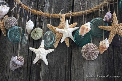 simple summer decorating beach garland finding home farms