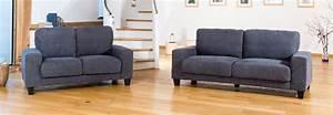 Berlin 3 seat sofa hampshire furniture for Couch sofa zu verschenken berlin