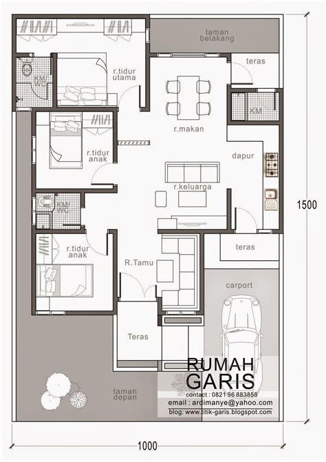 gambar desain rumah ukuran    tukang desain rumah