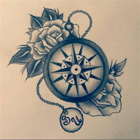kadda kompass tattoo zeichnung tattoos von tattoo