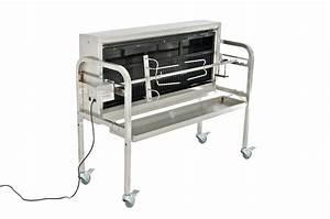 Grand Barbecue Electrique : barbecue l ctrique barny barbecue cochon de lait ~ Melissatoandfro.com Idées de Décoration