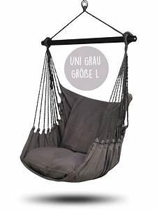 Hängesessel Mit Kissen : h ngesessel mit 2 kissen sessel outdoor sessel und ~ Watch28wear.com Haus und Dekorationen