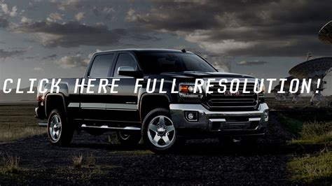 2019 Gmc Sierra At4 Pictures, Photos