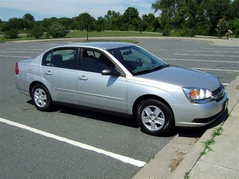 Chevrolet Malibu Ls (2004