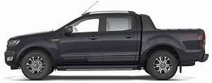 Limited-Edition Ranger WildTrak is the Black Beauty of ...