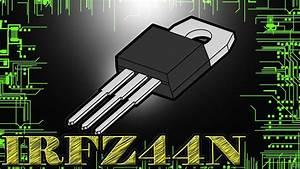 Irfz44n Datasheet - Irfz44n Mosfet Pinout N-channel Power Transistor