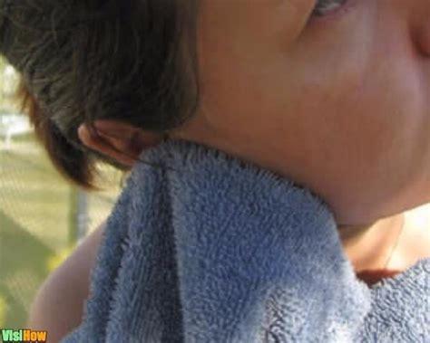 rid  blackheads   ears  gycolic acid products  lemon juice  unscented baby