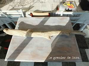 Lustre En Bois Flotté : lustre en bois flott broc et patine le grenier de sara ~ Teatrodelosmanantiales.com Idées de Décoration