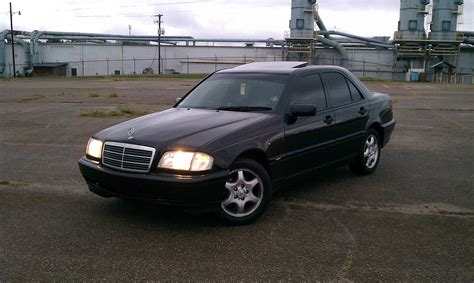 Mercedes C Class Sedan Modification by Benzaminfrank 1999 Mercedes C Classc280 Sedan 4d
