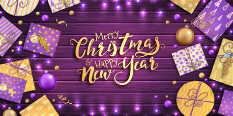 Free for commercial use no attribution required high quality images. Merry christmas and happy new year. background with ...