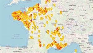 Carte Penurie Carburant : carte des stations service en p nurie de carburant o trouver de l 39 essence ~ Maxctalentgroup.com Avis de Voitures