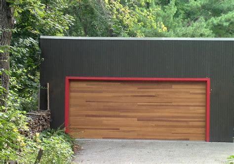 chi plank style garage door mount garage doors