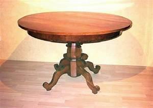 Antike Tische Rund : antike tische biedermeiertische nussbaum kirschbaum ~ Frokenaadalensverden.com Haus und Dekorationen