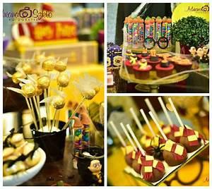 Kara's Party Ideas Harry Potter Birthday Party