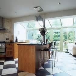 kitchen conservatory ideas kitchen extension 10 ways to use a conservatory housetohome co uk