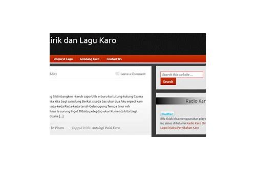 download lagu karo kampuh molana