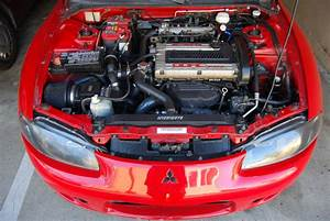 Show me your clean engine bays DSMtuners