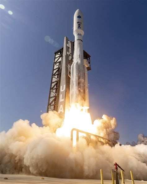 United Launch Alliance Successfully Launches First ...