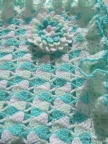 Crochet Baby Blanket Border Patterns