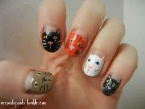 cat nails inspiring nail animal nails stuffed