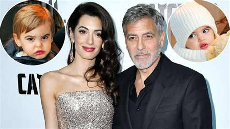 Jun 01, 2021 · george clooney and amal clooney's twins, ella and alexander, turn 4 years old on june 6. George and Amal Clooney Are Great Role Models for Their Kids! See Their Cutest Quotes on ...