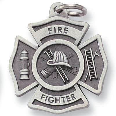 firefighter keychain pewter firefighter key chains