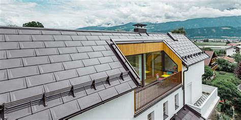 Aluminiumdach Metall Auf Dem Vormarsch by Prefa Dach Nachteile