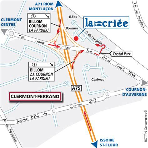 clermont ferrand 63 la cri 233 e