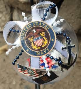us navy christmas ornament anchors away united by beautifulballs