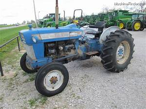 1966 Ford 4000 Tractors - Utility  40-100hp