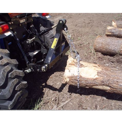 Earth And Turf 3 Point Hitch Log Skidder  Dr Power Equipment