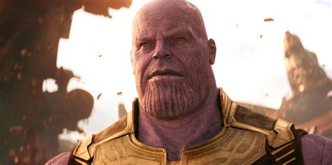 Thanos' Motivations In Avengers Infinity War Revealed
