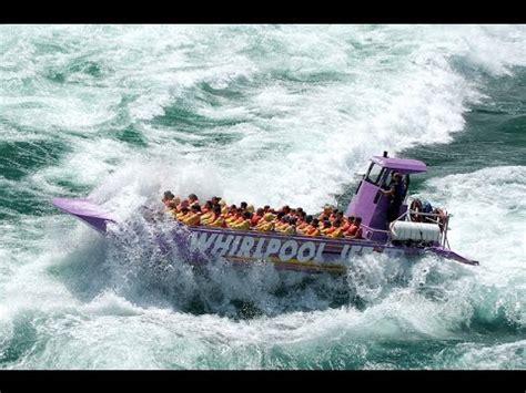 Niagara Falls Jet Boat Ride Ny by Niagara Falls Zipline Doovi