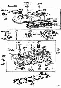 Toyota Corona Washer  Seal For Cylinder Head Cover