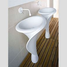 10 Unique Sinks You Won't Find In An Average Home  The