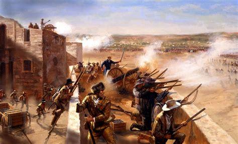 Myth Of The Battle Of Alamo