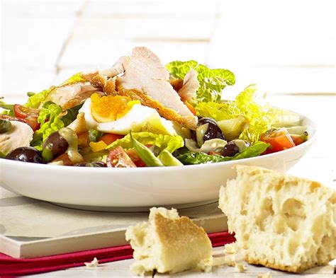 colruyt recettes de cuisine salade niçoise colruyt