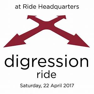 Digression Ride 2017 — The Ride Shortlist