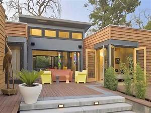 Modern Contemporary Modular Homes Images