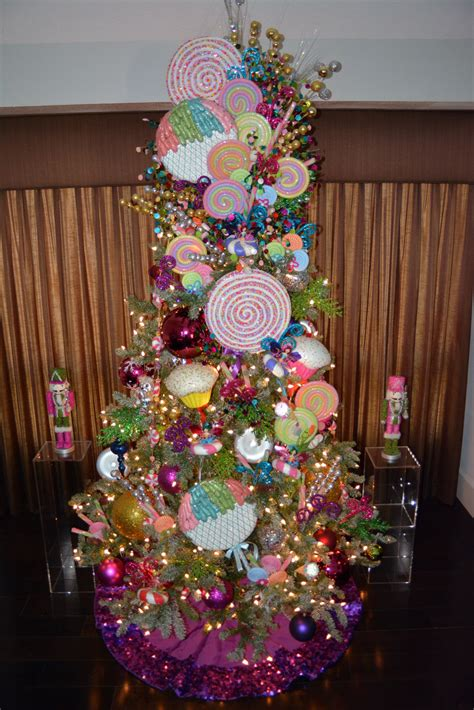 rachel j special events candyland christmas tree decor