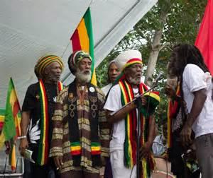 People Rastafarian Religion