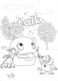 Wallykazam Coloring Pages 8 | Coloring pages, Nick jr