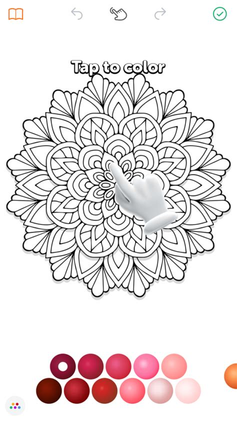 recolor coloring book app  adults coloring pages  adults