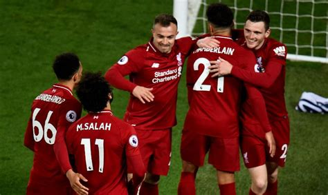 Liverpool Fc Tour Squad